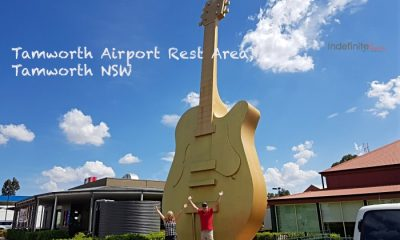 Tamworth Airport Rest Area