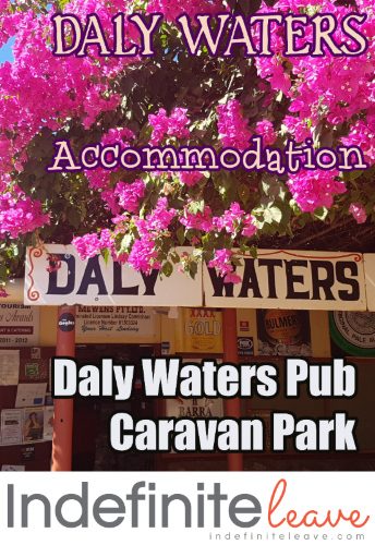 Daly Waters Accommodation