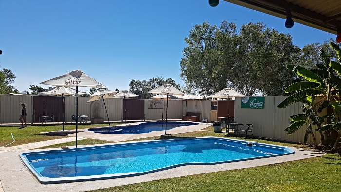 The Daly Waters Pool