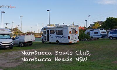 Nambucca Heads Bowls Club Camping