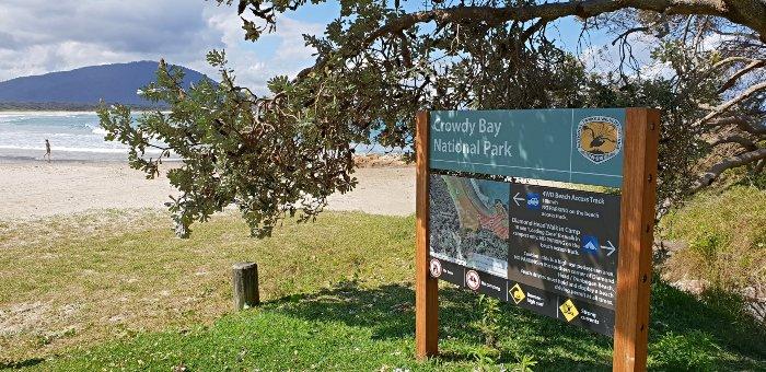 Diamond Head Campground - Crowdy Bay National Park