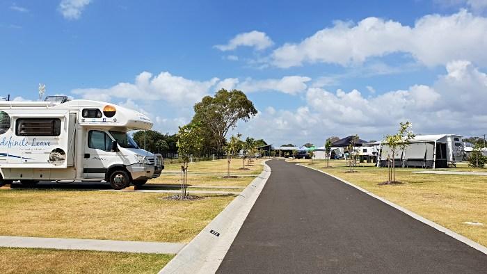 The Pier Hervey Bay Caravan Park
