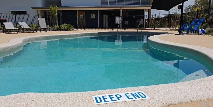 The Pier Hervey Bay Caravan Park Pool