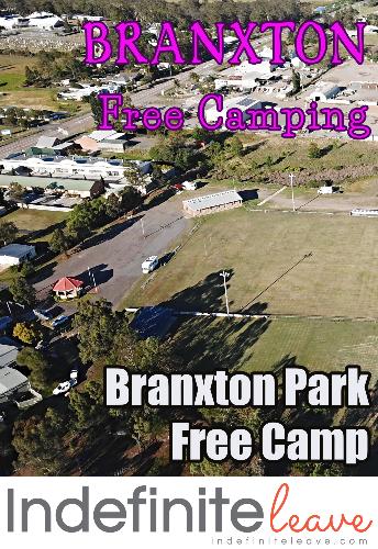 Branxton Free Camp