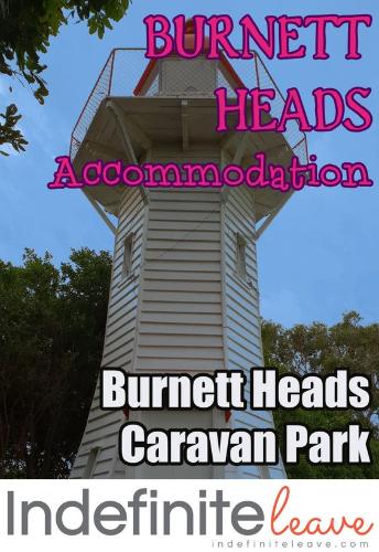 Burnett Heads Lighthouse Caravan Park