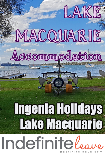 Pin - Ingenia Holidays Big 4 Lake Macquarie