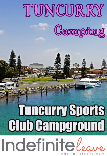Tuncurry Spsorts Club Camping
