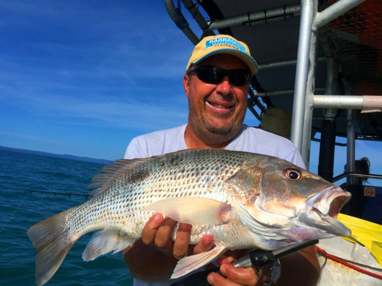 FishCosts to travel Australia included Fishing Charters in our Entertainment Expenses