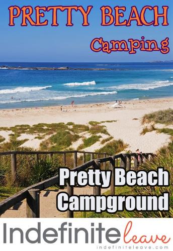 Pretty Beach Camping