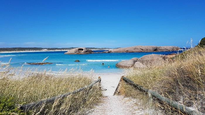 Twilight Cove is one of our 19 Spectacular Secret Beaches