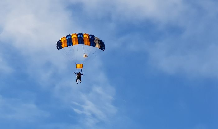 17 Reasons to visit Redcliffe - Skydiving