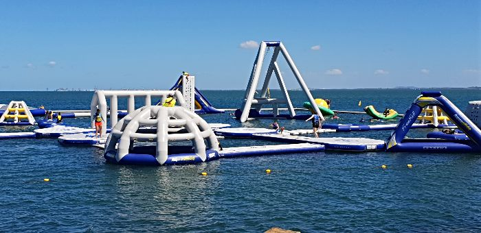 17 Reasons to visit Redcliffe - Aqua Splash
