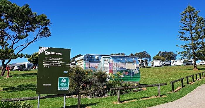 Dalmeny Campground