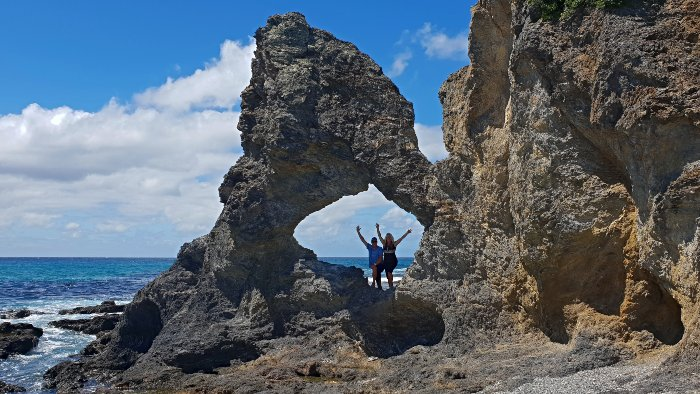 Australia Rock is one of the popular attractions close to Dalmeny