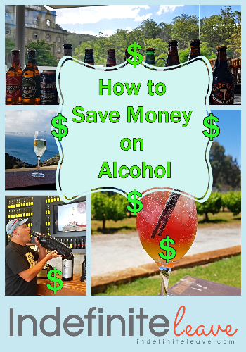 How to Save Money on Alcohol