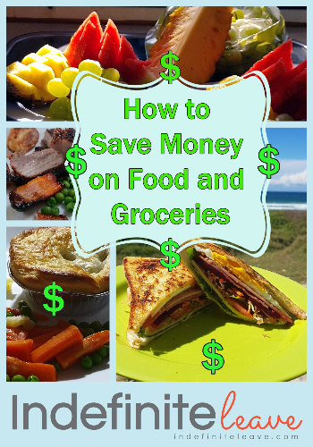 How to save money on food and groceries