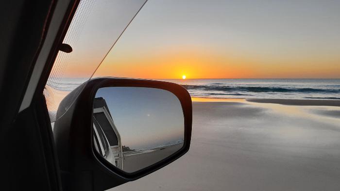 Fraser Island Sunrise