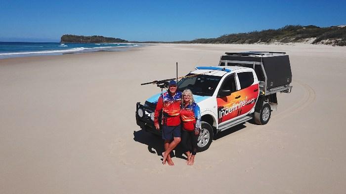 Indefinite Leave on Fraser Island