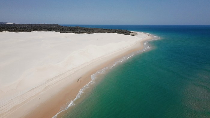Evertything to See and Do on Fraser Island - Sandy Cape