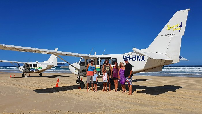 Everything to See and Do on Fraser Island - Air Fraser Scenic Flight