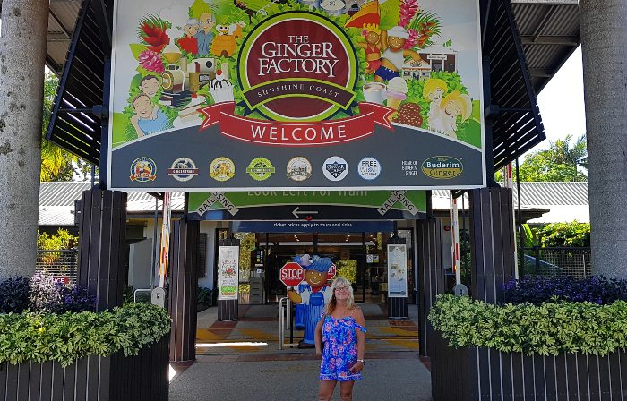 Another thing you must do on the Sunny Coast is visit the Ginger Factory