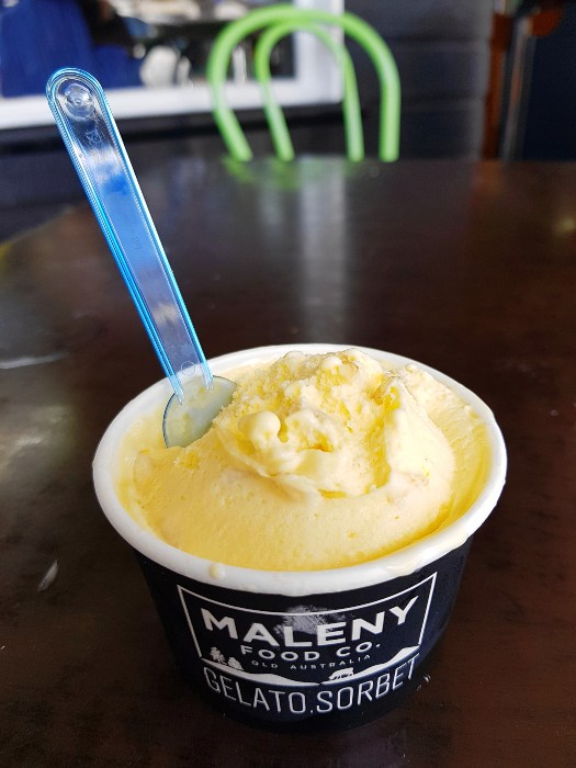 A must thing to do on the Sunshine Coast is to have a Maleny Ice Cream