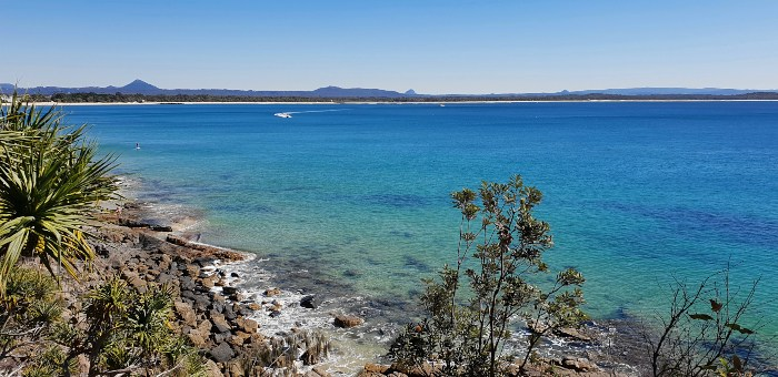 Stunning Noosa National Park is one of the things you must do on the Sunshine Coast
