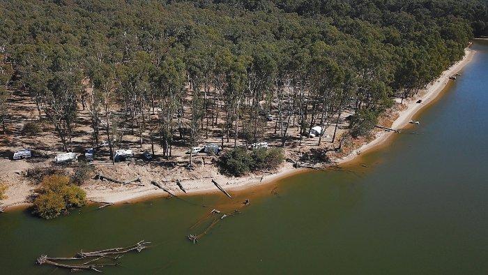 Yarrawanga Free Camp