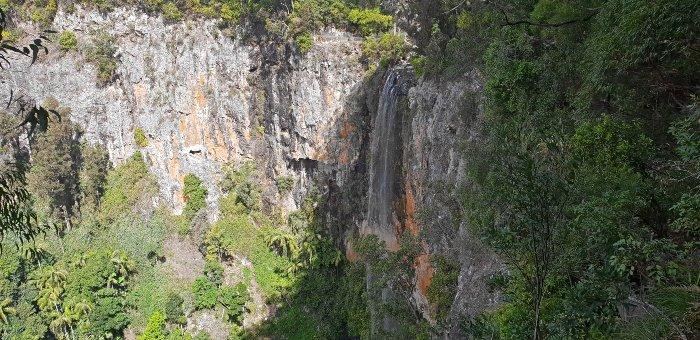 Magnificent Purling Brook Falls