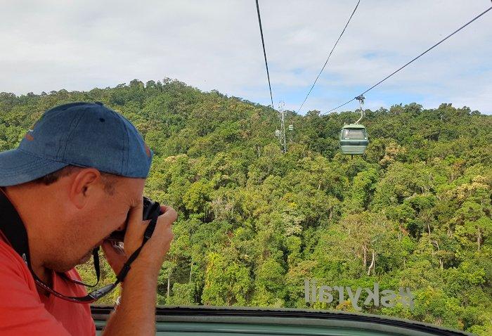 Kuranda Sykrail Rainforest Cableway