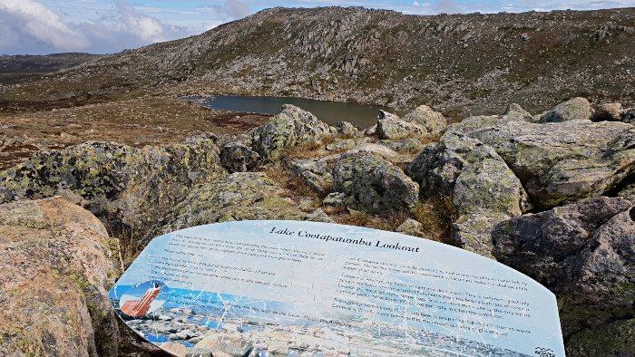 Lake Cootapatamba is the Australia's Highest Altitude Lake