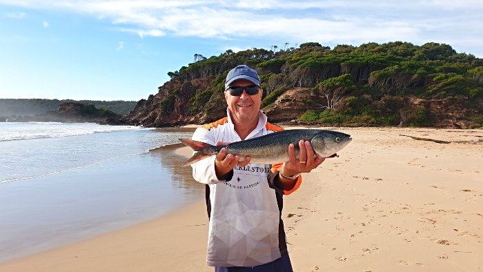 Pambula Beach fishing