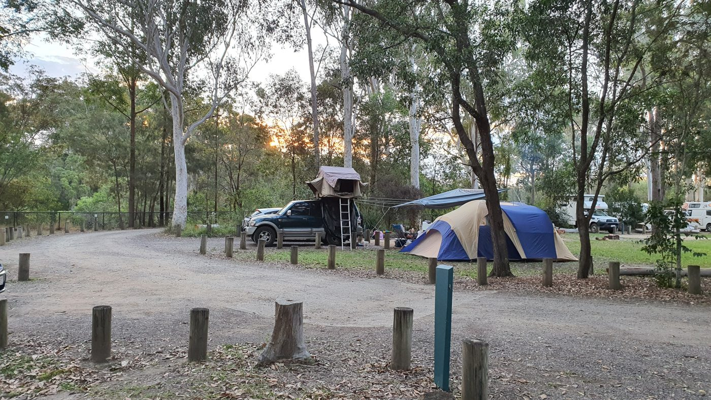 The Coochin Creek Campground