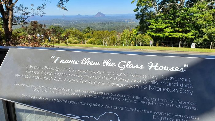 Glass House Mountains Views