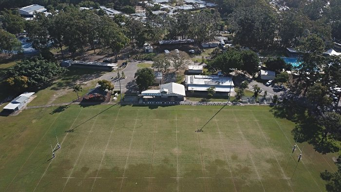 The Sportsground at Beerwah
