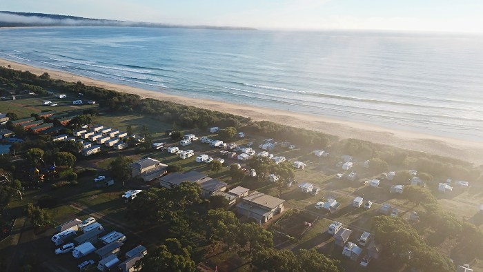 Beachfront Discovery Holiday Parks Pambula Beach