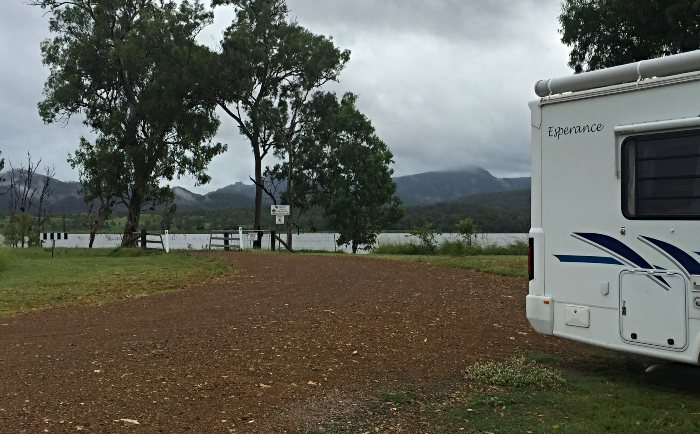 The Boyndedale Bush Camp at Lake Awoonga is just one of 16 Great Queensland Free Camps