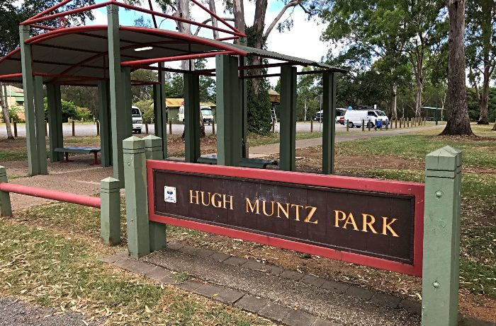 One of 16 Great Queensland Free Camps from Brisbane to Cairns - Hugh Muntz Park