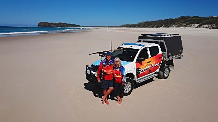 Fraser Island one of the best 14 Australian Islands to visit on your Big Lap