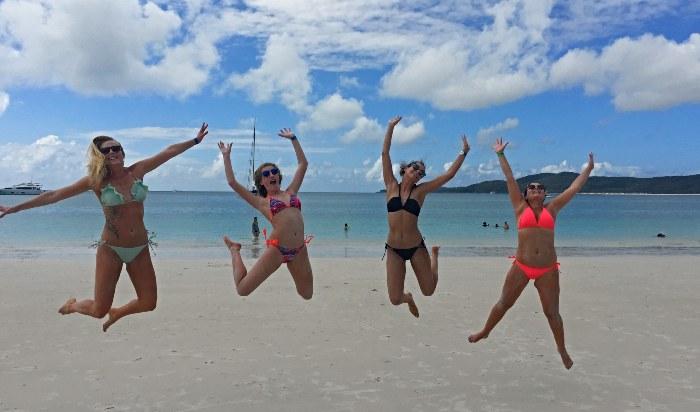 Whitsunday Island - 14 Australian Islands to visit on your Big Lap