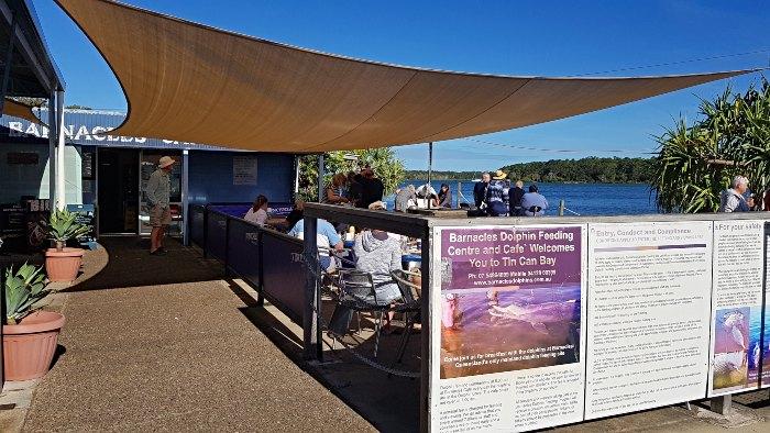 Barnacles Dolphin Feeding Centre & Cafe