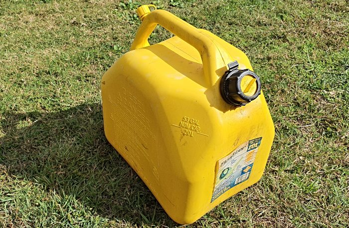 Carry Jerry Cans help you save on fuel