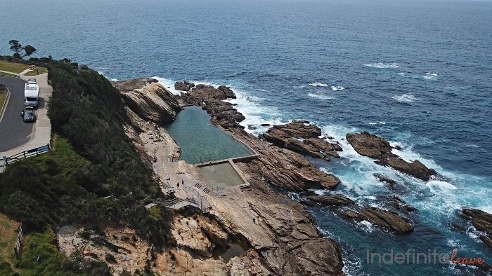 Blue Pool - 7 Best Things to See in Bermagui