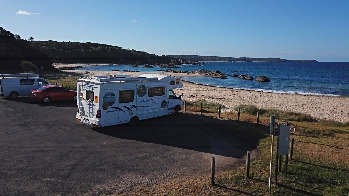 Mystery Bay in NSW