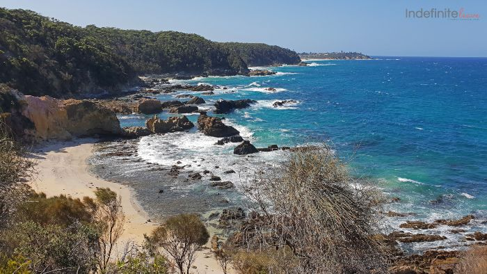Michael Lerner Lookout views - 7 Best Things to See in Bermagui