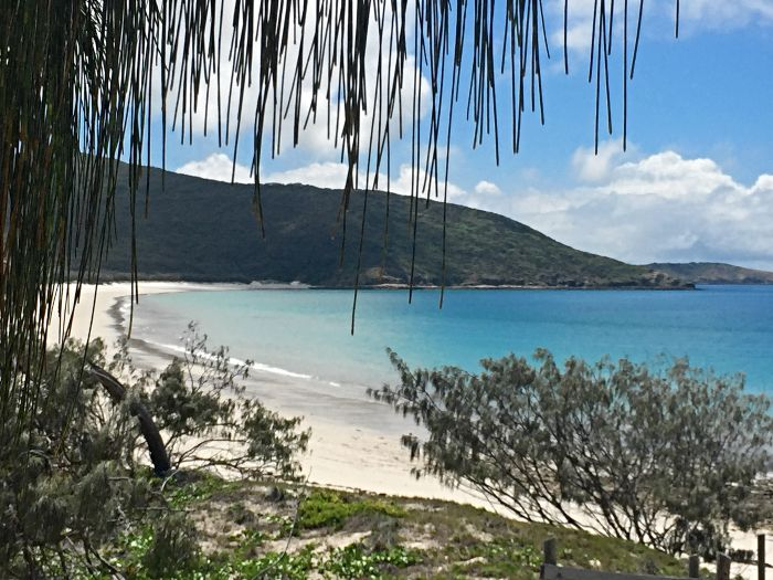 Exploring Great Keppel Island - One of 10 awesome things to see and do in Yeppoon