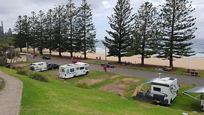 Coledale Camping Reserve Campsite
