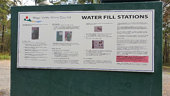 Water Fill Stations is one place for finding water as you travel