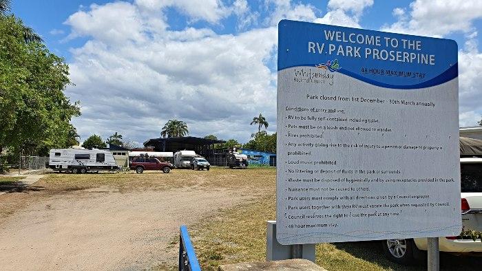 RV Park Proserpine