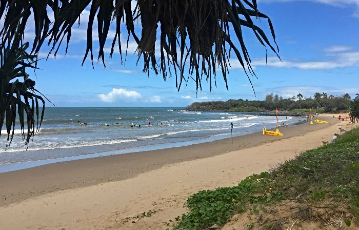 Bargara Beach is one of the beaches and why Bundaberg is worth visiting